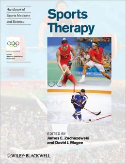 Handbook of Sports Medicine and Science - Sports Therapy Services: Organization and Operations