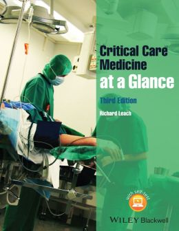 Critical Care Medicine at a Glance