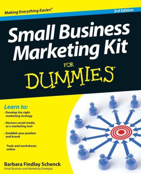 Pdf ebooks downloads Small Business Marketing Kit For Dummies 9781118311837
