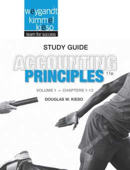 Accounting Principles, Study Guide Volume I