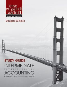 Study Guide Volume 2 t/a Intermediate Accounting, 15th Edition (chs 15-24)