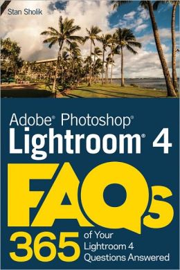 Photoshop Lightroom 4 FAQs