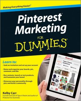 Pinterest Marketing For Dummies