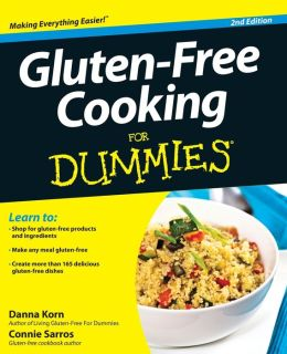 Gluten-Free Cooking For Dummies