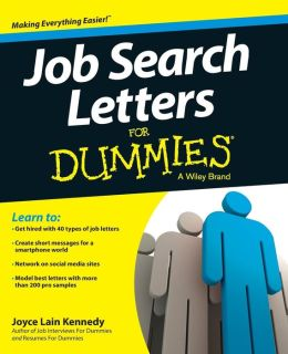 letter writing for dummies