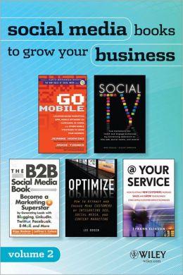 Social Media Reading Sampler: Excerpts by Lee Odden, Jeanne Hopkins, Jamie Turner, Mike Proulx, Stacey Shepatin, Kipp Bodnar, Jeff Cohen, Frank Elias