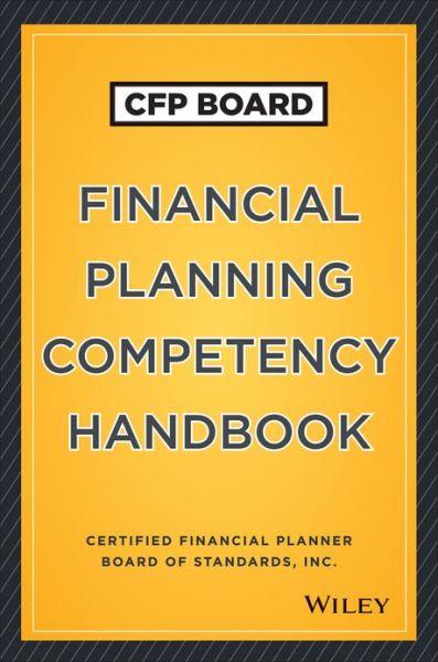 CFP Board Financial Planning Competency Handbook