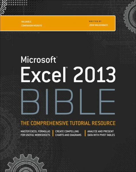 Download books google books pdf free Excel 2013 Bible English version 9781118490365