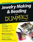 Book Cover Image. Title: Jewelry Making and Beading For Dummies, Author: Heather H. Dismore