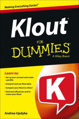 Klout For Dummies