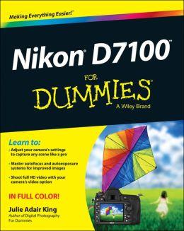Nikon D7100 For Dummies
