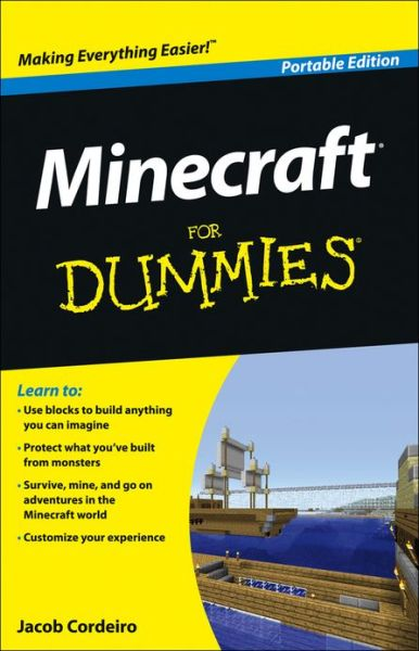 Downloading free audiobooks to ipod Minecraft For Dummies, Portable Edition CHM RTF 9781118537145