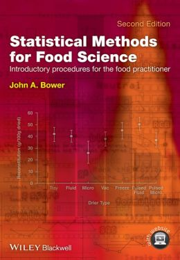Statistical Methods for Food Science - Introductory procedures for the food practitioner