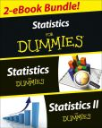 Deborah J. Rumsey - Statistics I & II For Dummies 2 eBook Bundle: Statistics For Dummies & Statistics II For Dummies
