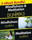 Shamash Alidina - Mindfulness and Meditation For Dummies, Two eBook Bundle with Bonus Mini eBook: Mindfulness For Dummies, Meditation For Dummies, and 50 Ways to a Better You