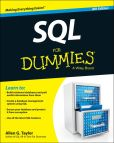 Book Cover Image. Title: SQL For Dummies, Author: Allen G. Taylor