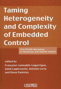 Taming Heterogeneity and Complexity of Embedded Control