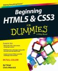 Book Cover Image. Title: Beginning HTML5 and CSS3 For Dummies, Author: Ed Tittel