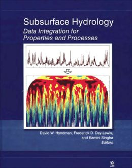 Subsurface Hydrology: Data Integration for Properties and Processes