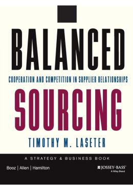 Balanced Sourcing: Cooperation and Competition in Supplier Relationships