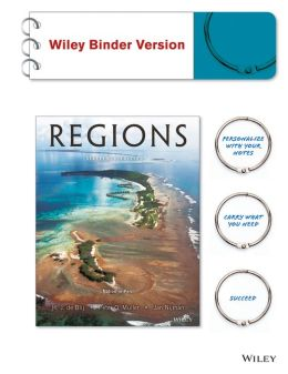 Geography: Realms, Regions, and Concepts, Sixteenth Edition Binder Ready Version