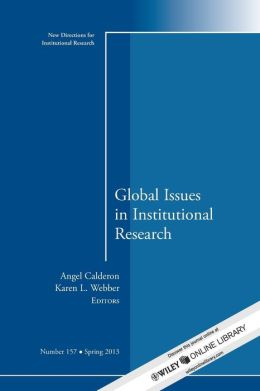 Global Issues in Institutional Research
