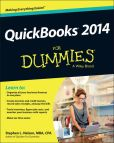 Book Cover Image. Title: QuickBooks 2014 For Dummies, Author: Stephen L. Nelson