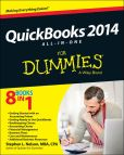 "Book Cover Image. Title: QuickBooks ""X"" All-in-One For Dummies, Author: Stephen L. Nelson"