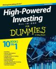 Book Cover Image. Title: High-Powered Investing All-in-One For Dummies, Author: Consumer Dummies