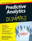 Book Cover Image. Title: Predictive Analytics For Dummies, Author: Anasse Bari