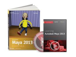 Autodesk Maya 2013 Essential Learning Kit