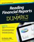 Book Cover Image. Title: Reading Financial Reports For Dummies, Author: Lita Epstein