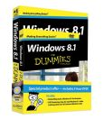 Book Cover Image. Title: Windows 8.1 For Dummies Book + DVD Bundle, Author: Andy Rathbone