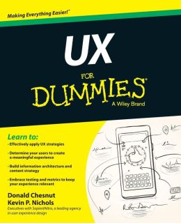 UX For Dummies