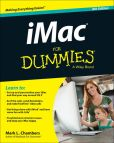 Book Cover Image. Title: iMac For Dummies, Author: Mark L. Chambers