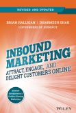 Book Cover Image. Title: Inbound Marketing:  Attract, Engage, and Delight Customers Online, Author: Brian Halligan