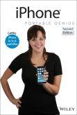 Book Cover Image. Title: iPhone Portable Genius, Author: Paul McFedries