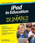 Book Cover Image. Title: iPad in Education For Dummies, Author: Sam Gliksman