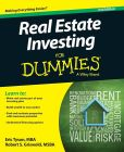 Book Cover Image. Title: Real Estate Investing For Dummies, Author: Eric Tyson