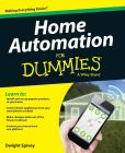 Book Cover Image. Title: Home Automation For Dummies, Author: Ben Harvell