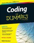 Book Cover Image. Title: Coding For Dummies, Author: Nikhil Abraham
