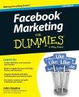 Book Cover Image. Title: Facebook Marketing For Dummies, Author: John Haydon