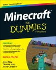 Book Cover Image. Title: Minecraft For Dummies, Author: Jesse Stay