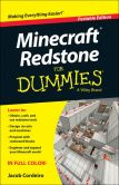Book Cover Image. Title: Minecraft Redstone For Dummies, Author: Cordeiro