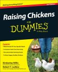 Book Cover Image. Title: Raising Chickens For Dummies, Author: Kimberly Willis