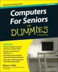 Book Cover Image. Title: Computers For Seniors For Dummies, Author: Nancy C. Muir