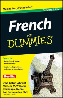 French for Dummies, Portable Edition