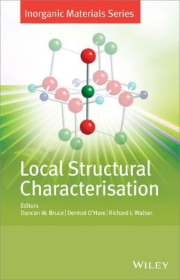 Local Structural Characterisation: Inorganic Materials Series