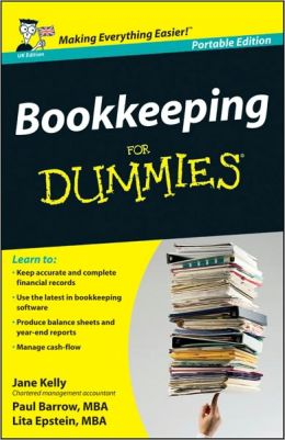 Bookkeeping For Dummies<sup>?</sup>, UK Edition
