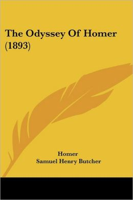 The Odyssey Of Homer (1893)